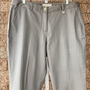 Michael Kors Women's Gray Pants/Trousers EUC | 12